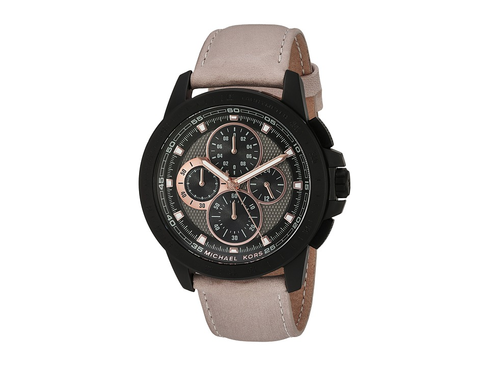 Michael Kors - MK8520 - Ryker (Tan/Black) Watches