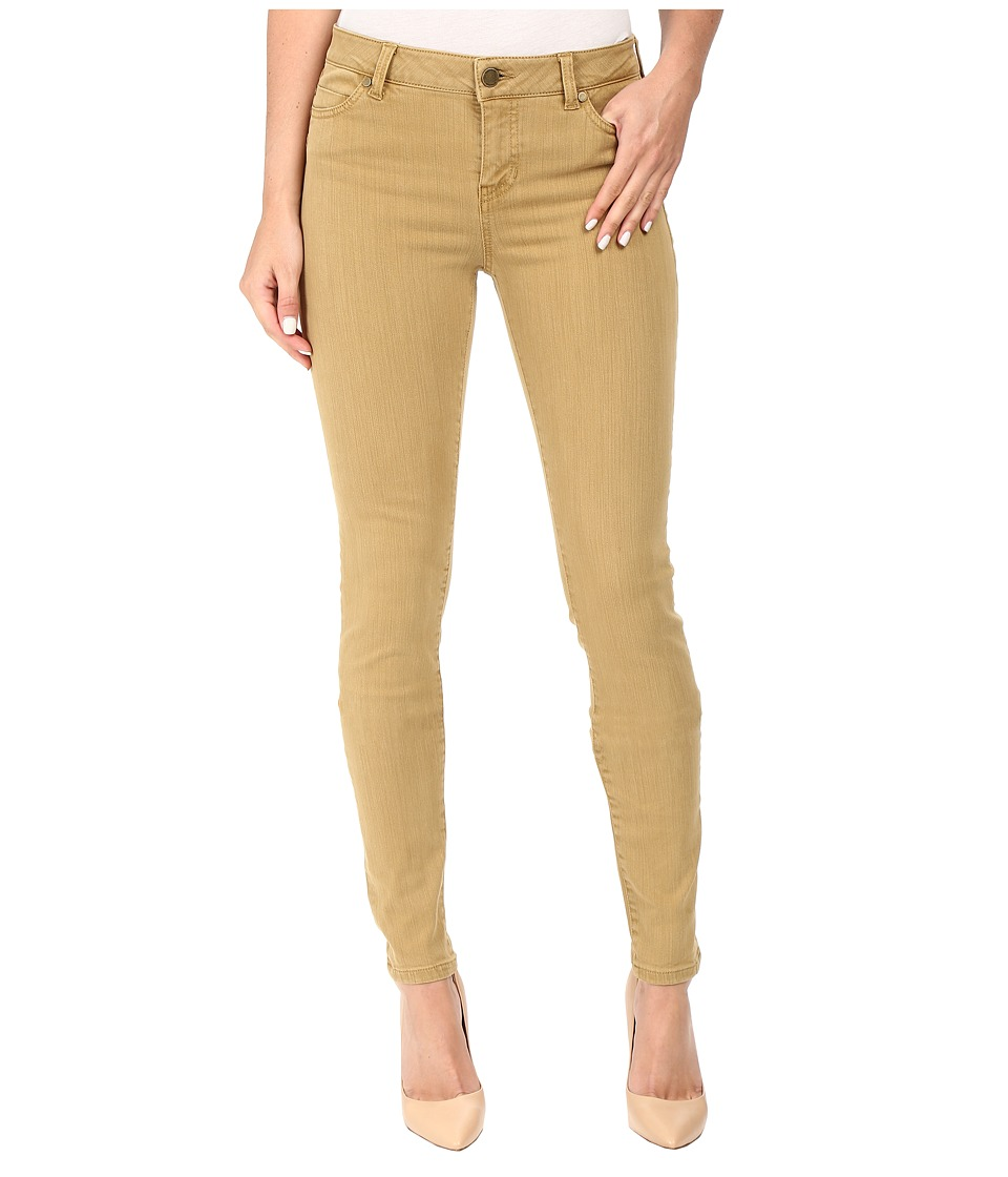 Liverpool - Aiden Skinny in Dull Gold (Dull Gold) Women's Jeans