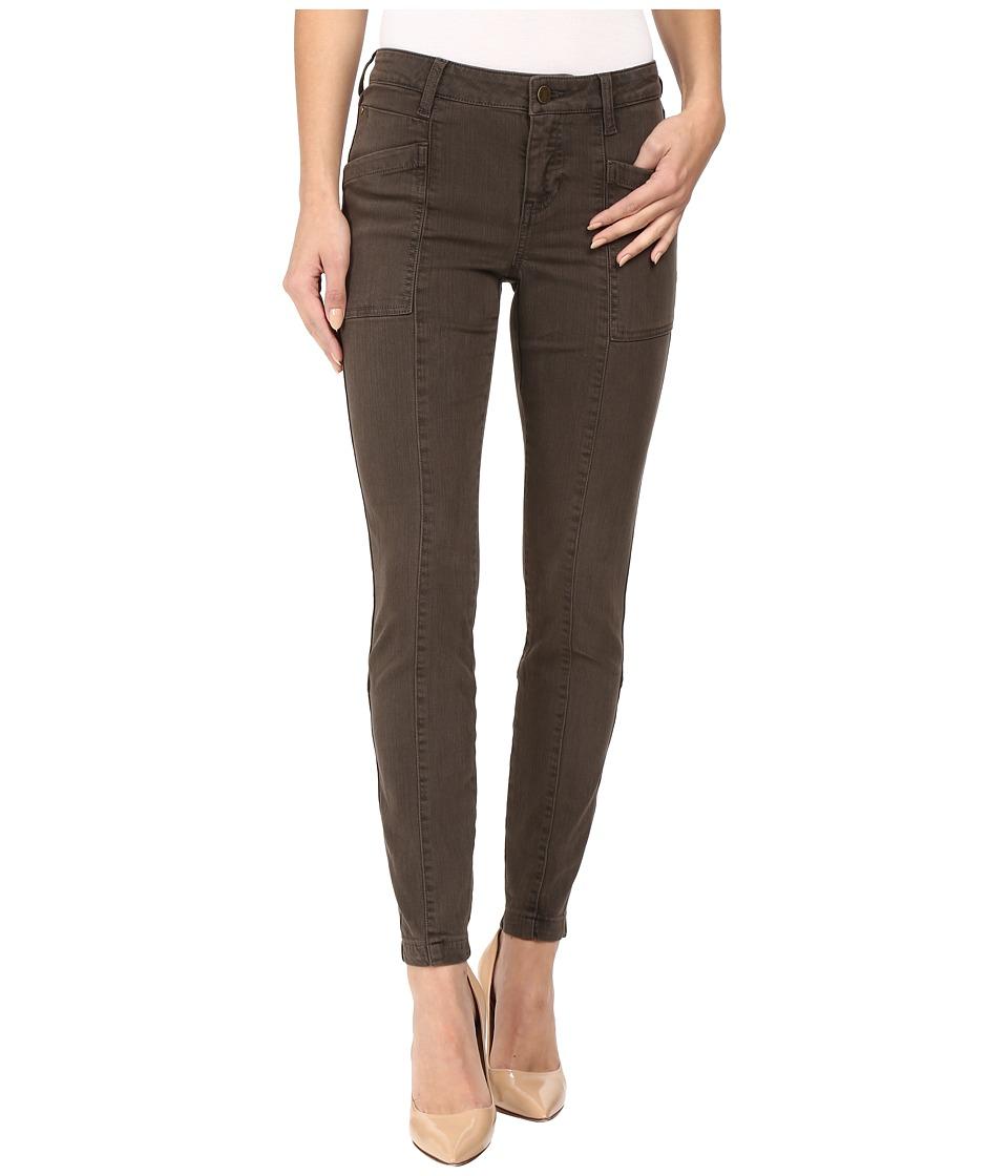Liverpool - Kylie Ankle Cargo in Cypress Dark Olive (Cypress Dark Olive) Women's Jeans