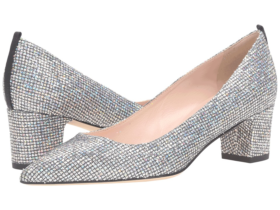 SJP by Sarah Jessica Parker - Katrina (Silver Scintillate) Women's Shoes