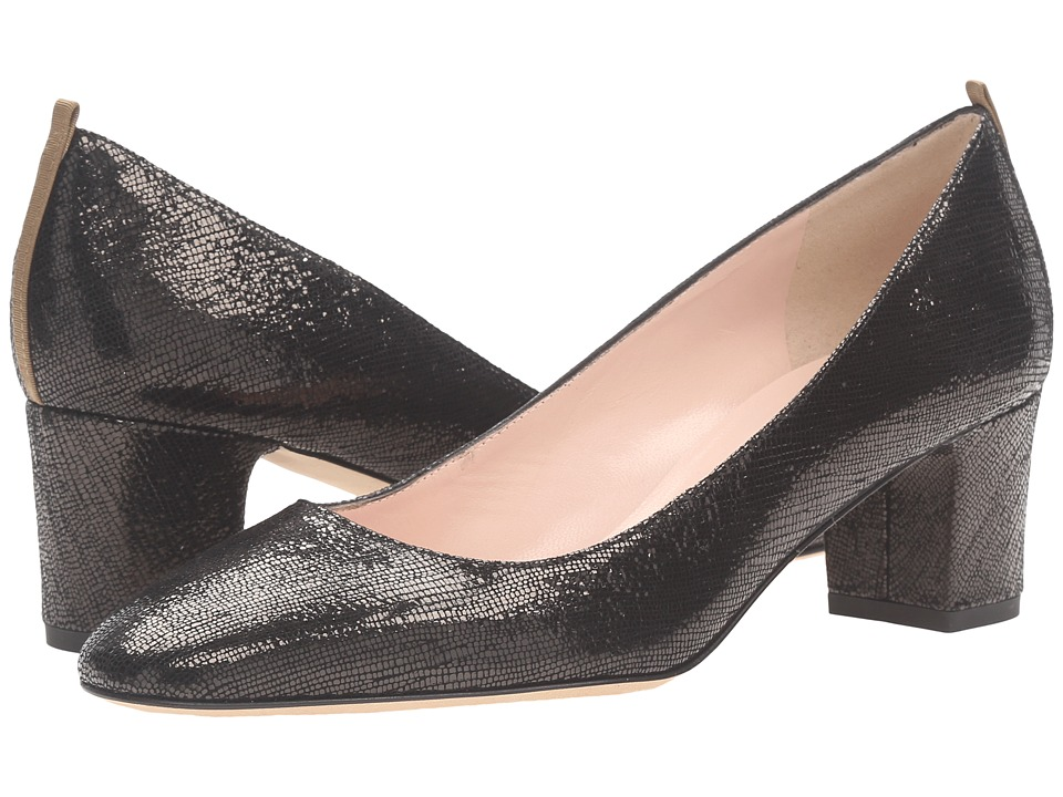 SJP by Sarah Jessica Parker - Beloven (Black Strap Metallic) Women's Shoes
