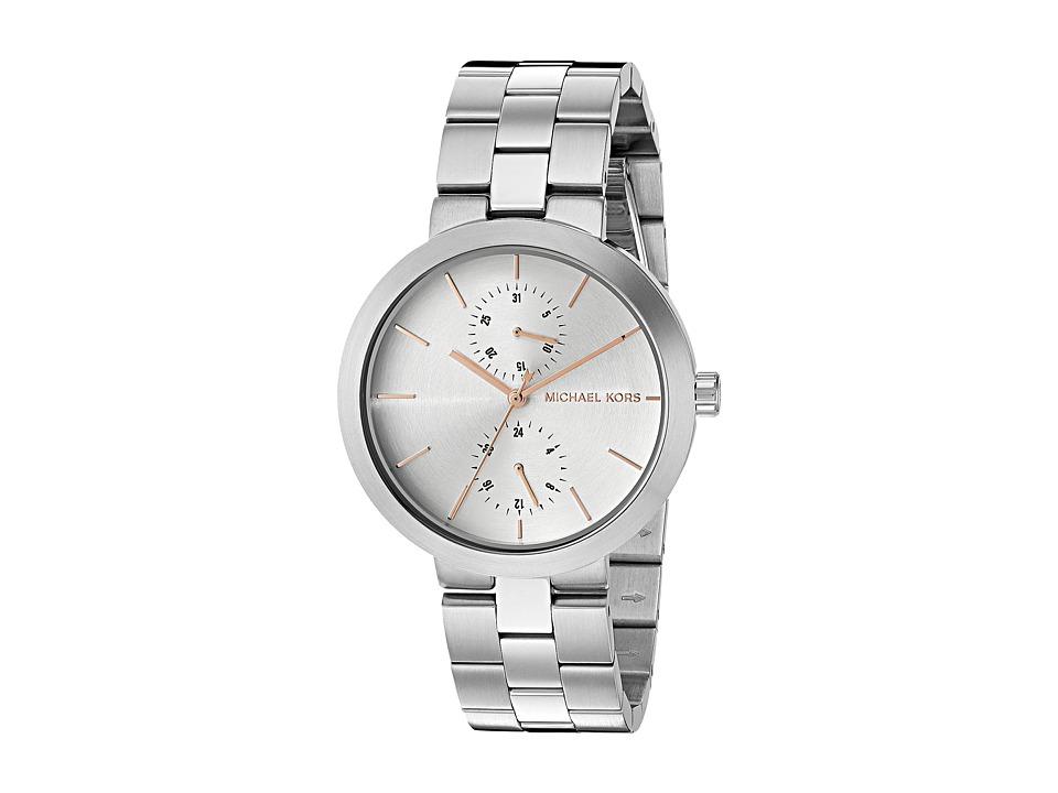 Michael Kors - MK6407 - Garner (Stainless Steel) Watches