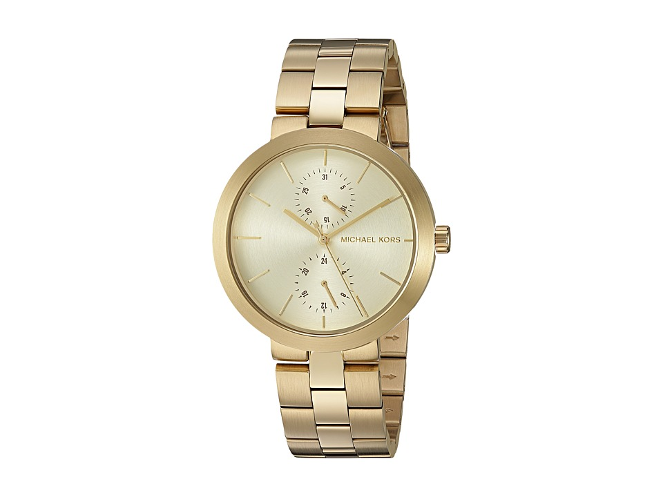 Michael Kors - MK6408 - Garner (Gold) Watches