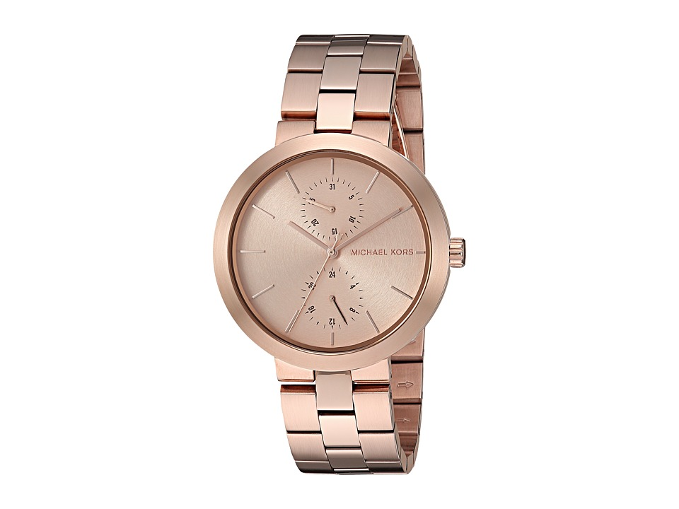 Michael Kors - MK6409 - Garner (Rose Gold) Watches