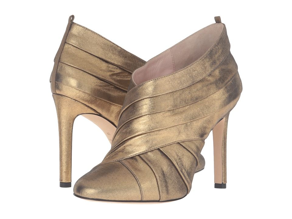 SJP by Sarah Jessica Parker - Echo (Gold Karat Leather) Women's Shoes