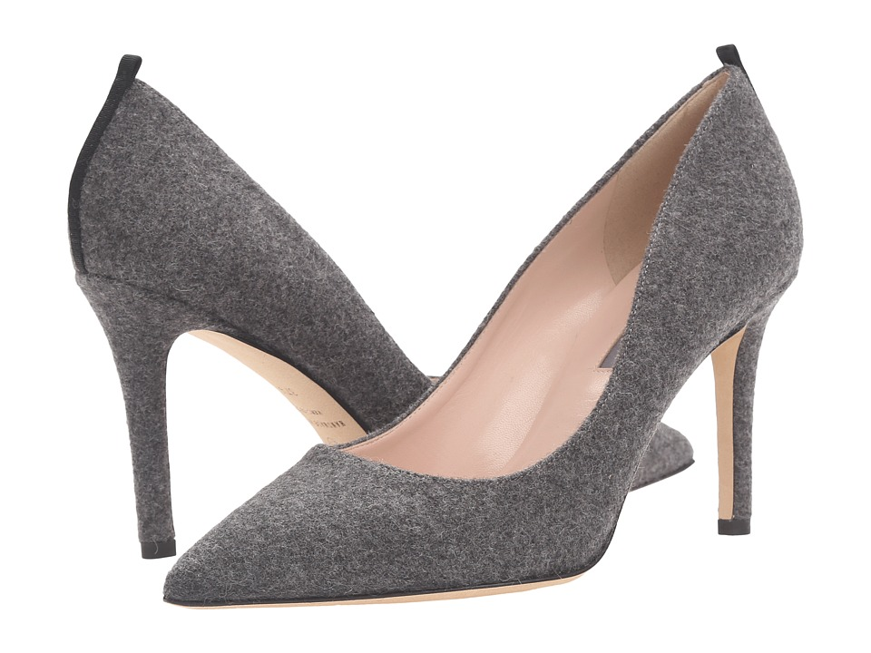 SJP by Sarah Jessica Parker - Fawn 90mm (Grey Flannel) Women's Shoes