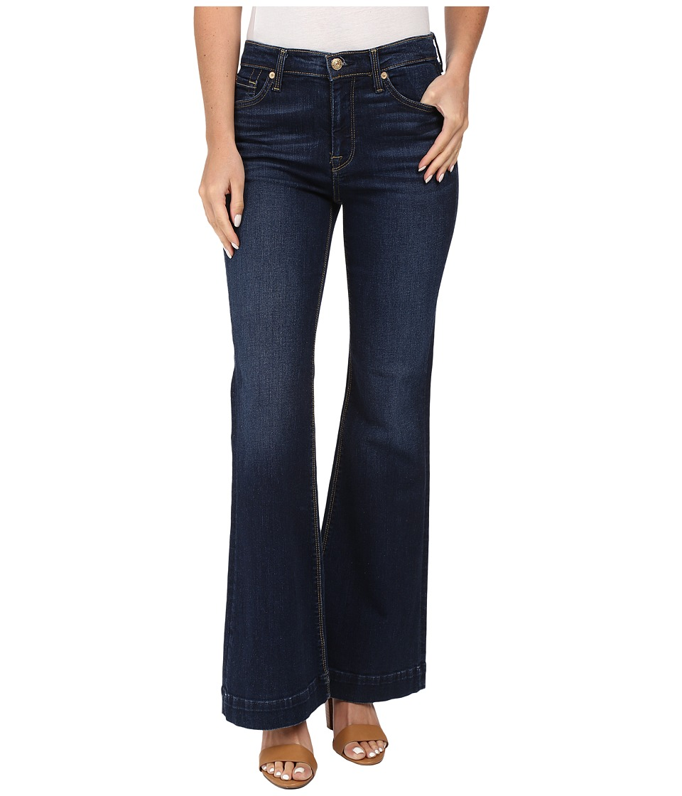7 For All Mankind - Tailorless Ginger in Buckingham Blue (Buckingham Blue) Women's Jeans