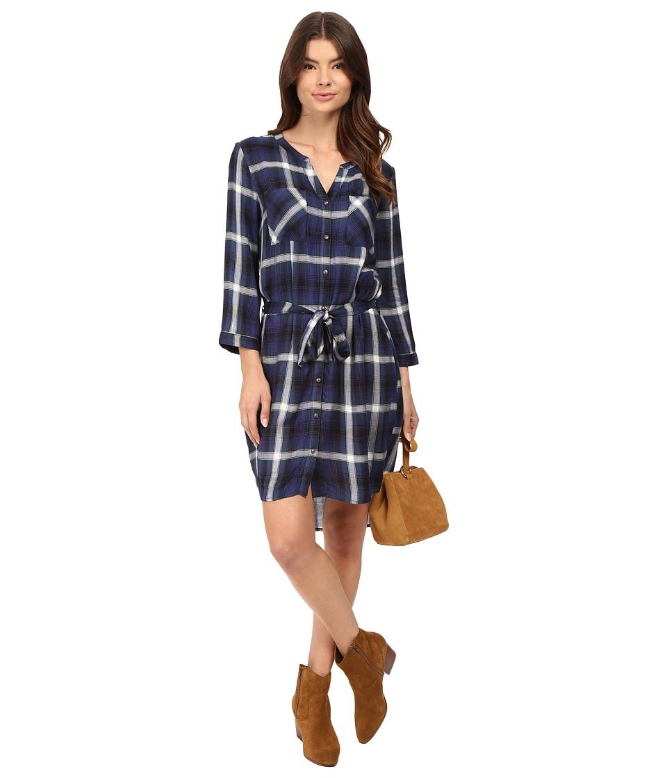 ONLY - Nema Short Woven Dress (Night Sky) Women's Dress