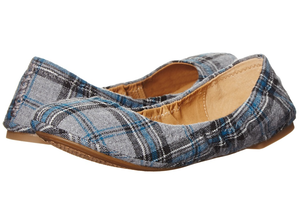 Lucky Brand - Emmie (Dark Teal) Women's Flat Shoes