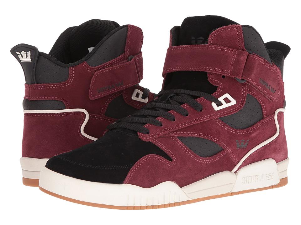 Supra - Bleeker (Andorra/Black/White) Men's Skate Shoes