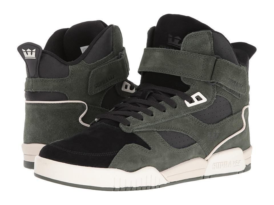 Supra - Bleeker (Rosin/Black/White) Men's Skate Shoes