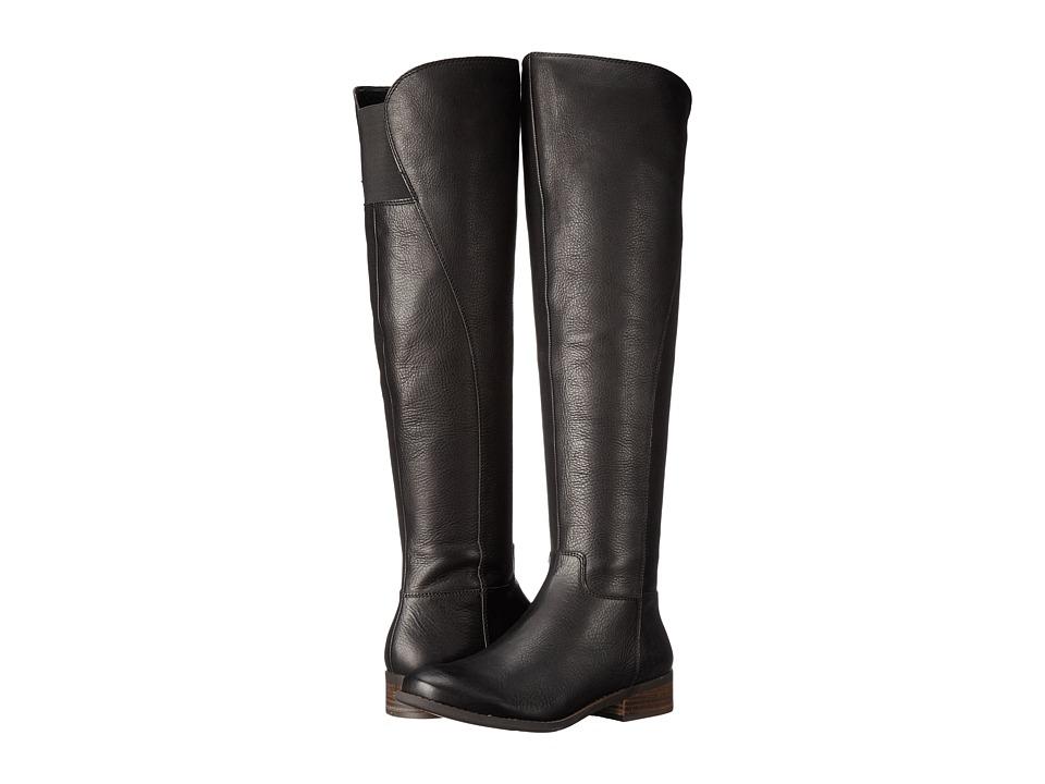 Lucky Brand - Havasoo (Black) Women's Shoes