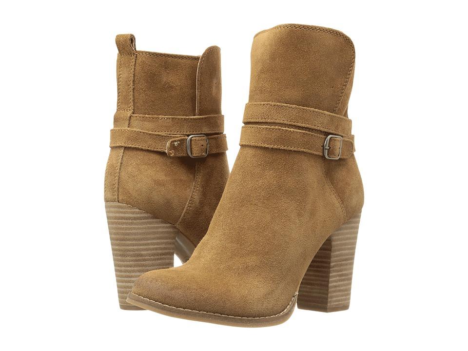 Lucky Brand - Latonya (Honey) Women's Shoes