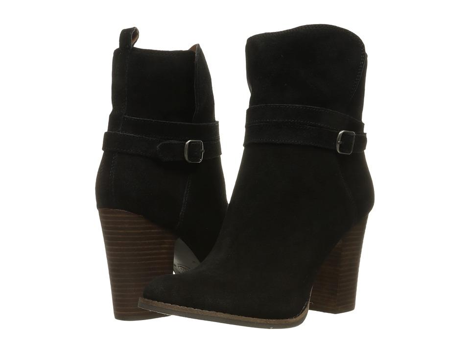 Lucky Brand - Latonya (Black) Women's Shoes