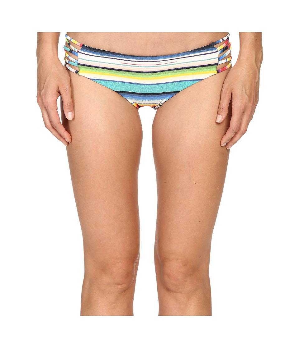 Billabong - Rise and Shine Reversible Hawaii Bottoms (Multi) Women's Swimwear