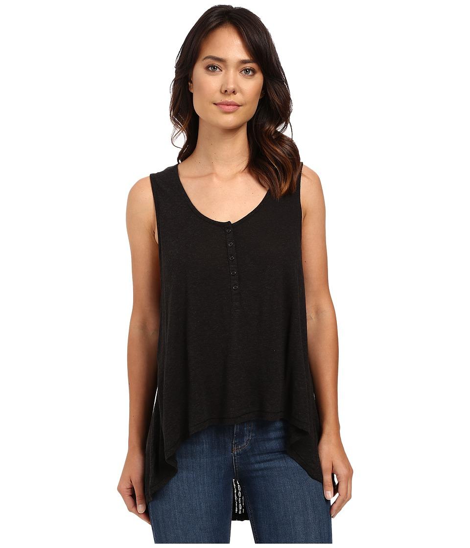 Amuse Society - Farra Knit Tank Top (Black) Women's Sleeveless