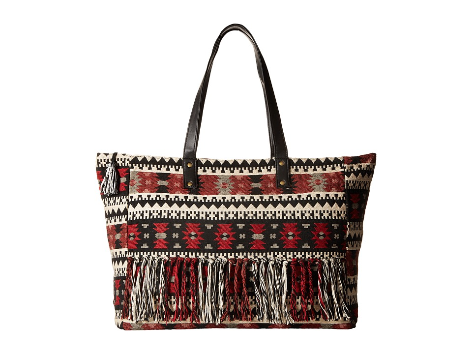 Amuse Society - Myrcer Tote (Multi) Tote Handbags