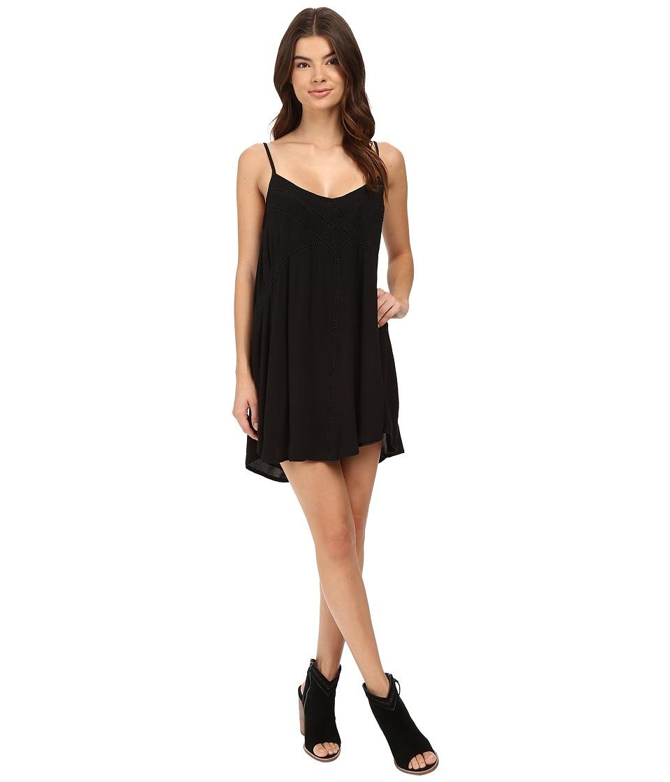 Amuse Society - Vienna Dress (Black) Women's Dress