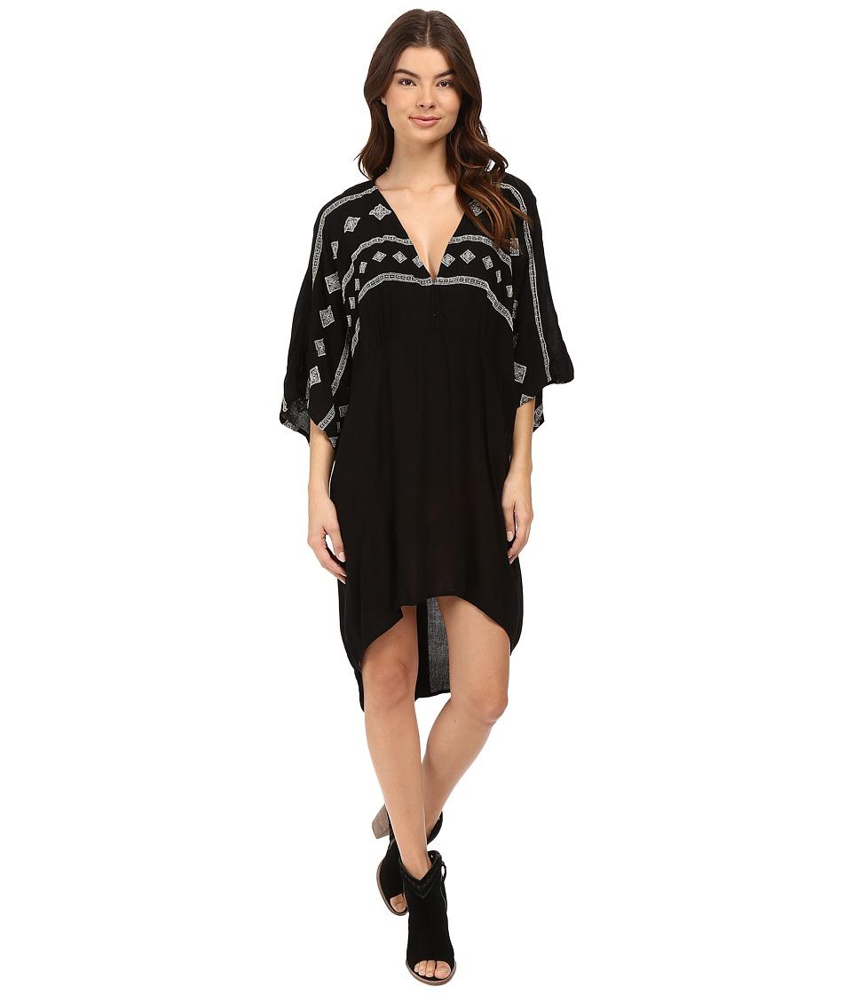 Amuse Society - Sarette Dress (Black) Women's Dress