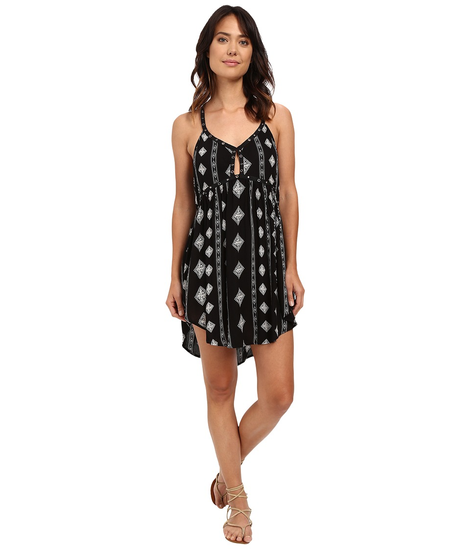 Amuse Society - Ashby Dress (Black) Women's Dress