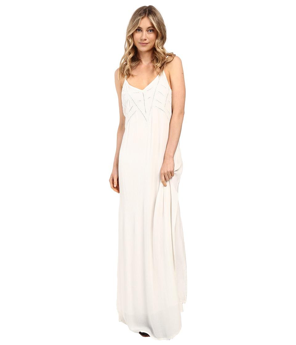Amuse Society - Emmerson Maxi Dress (Casa Blanca) Women's Dress