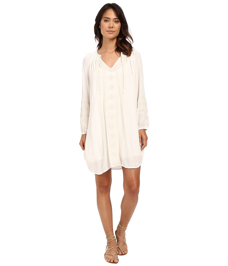 Amuse Society - Finley Dress (Casa Blanca) Women's Dress