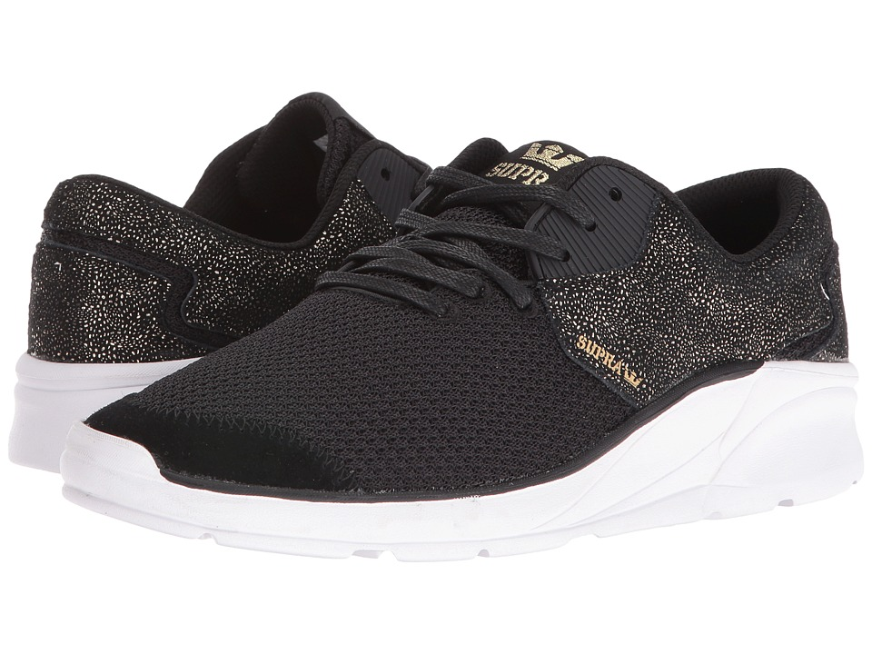 Supra Noiz (Black/Gold/White) Women