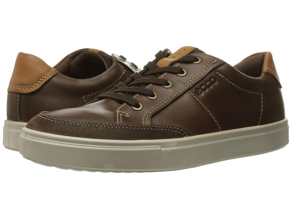 ECCO Kyle Classic Sneaker (Cocoa Brown/Cocoa Brown) Men
