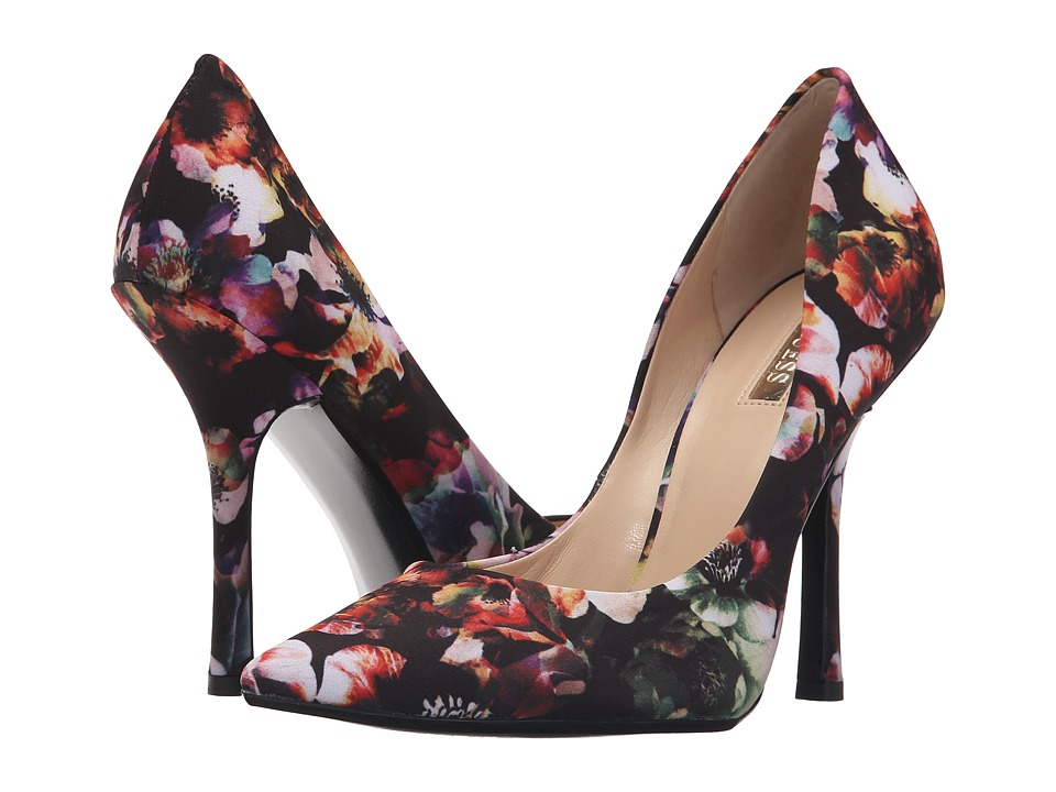 GUESS - Carrie (Black Floral) Women