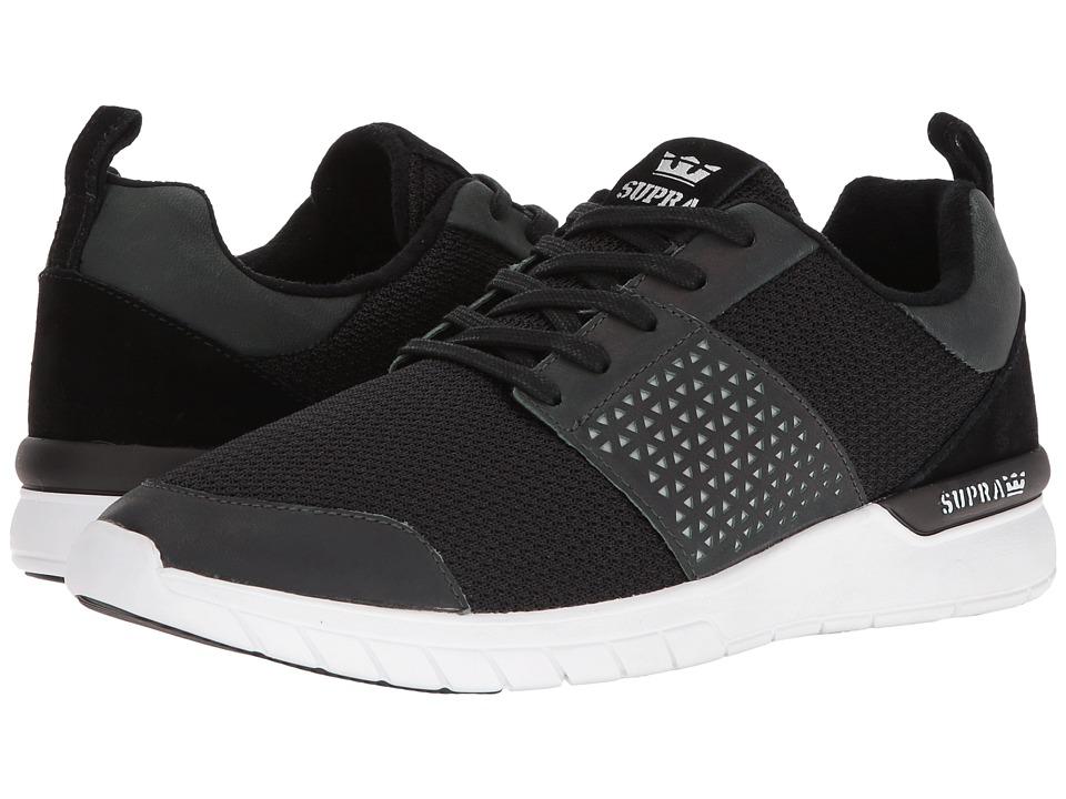 Supra - Scissor (Deep Teal/Black/Translucent) Men's Skate Shoes