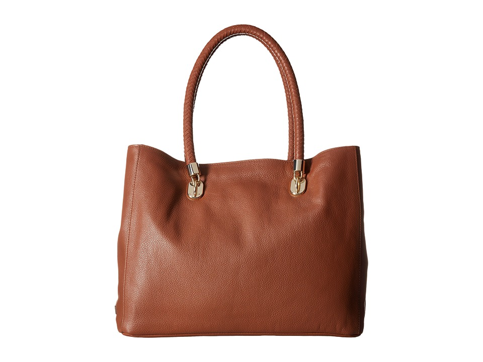 Cole Haan - Benson Pebble Large Tote (Woodbury) Tote Handbags