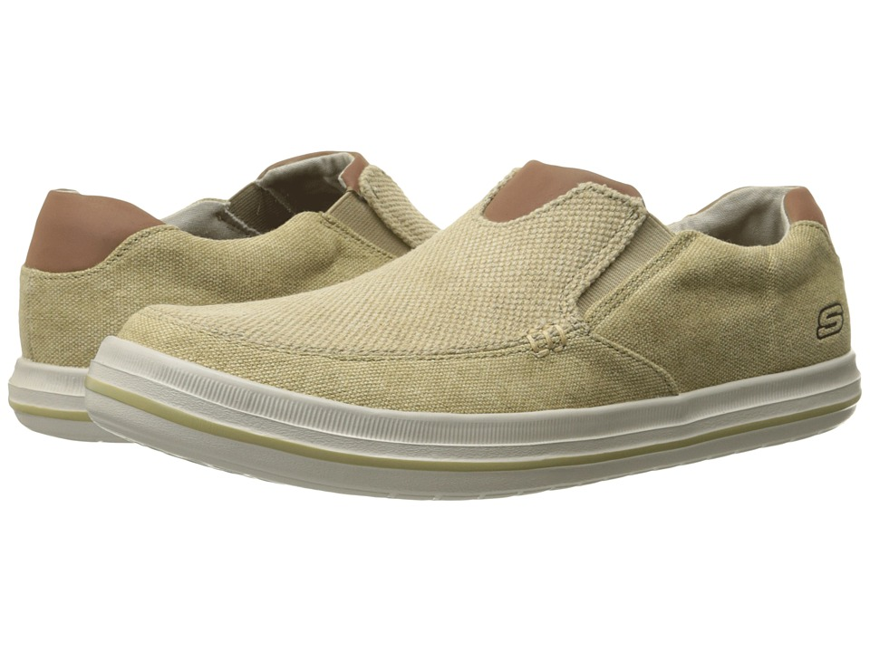 SKECHERS Relaxed Fit Define Gurgen (Khaki) Men