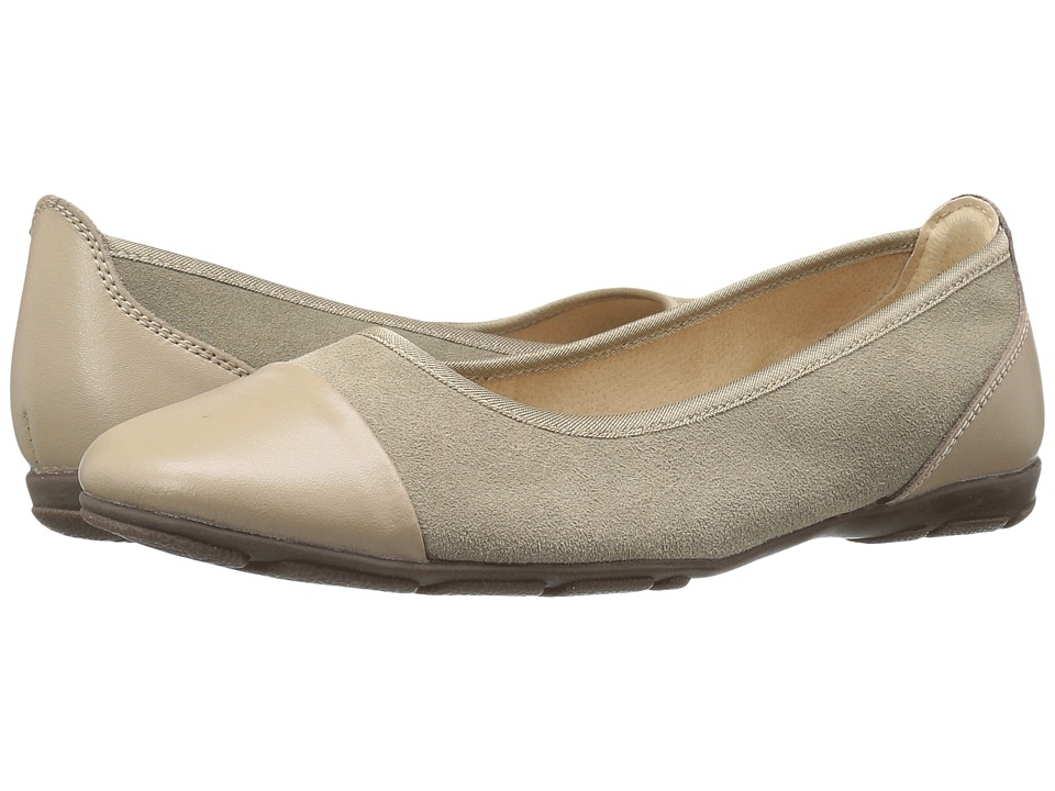 Spring Step - Yared (Taupe) Women's Slip on Shoes