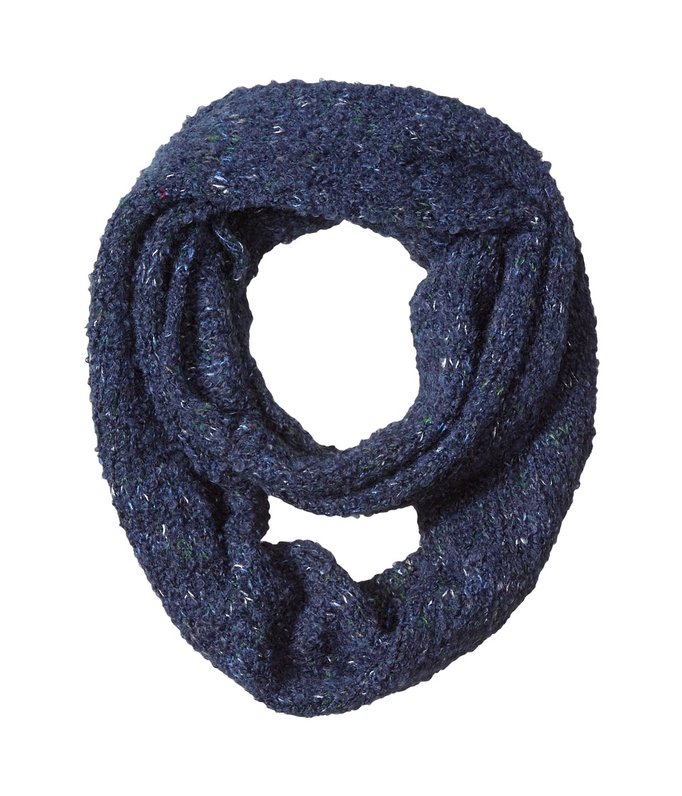 Echo Design - Boucle Loop (Navy) Scarves