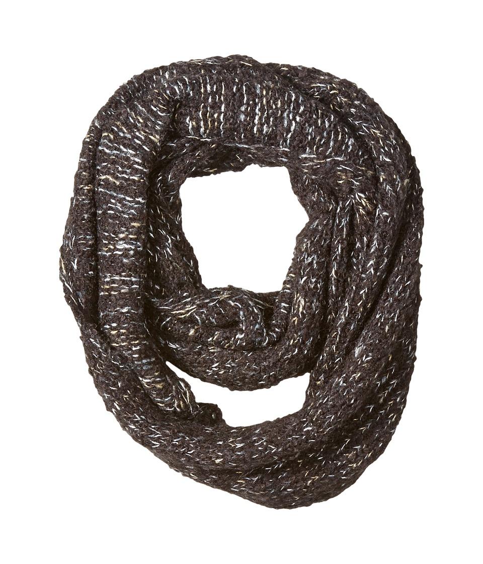 Echo Design - Boucle Loop (Black) Scarves