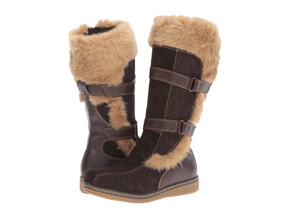 Spring Step - Chacana (Dark Brown) Women's Cold Weather Boots