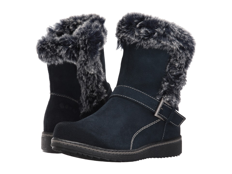 Spring Step - Paco (Navy) Women's Cold Weather Boots