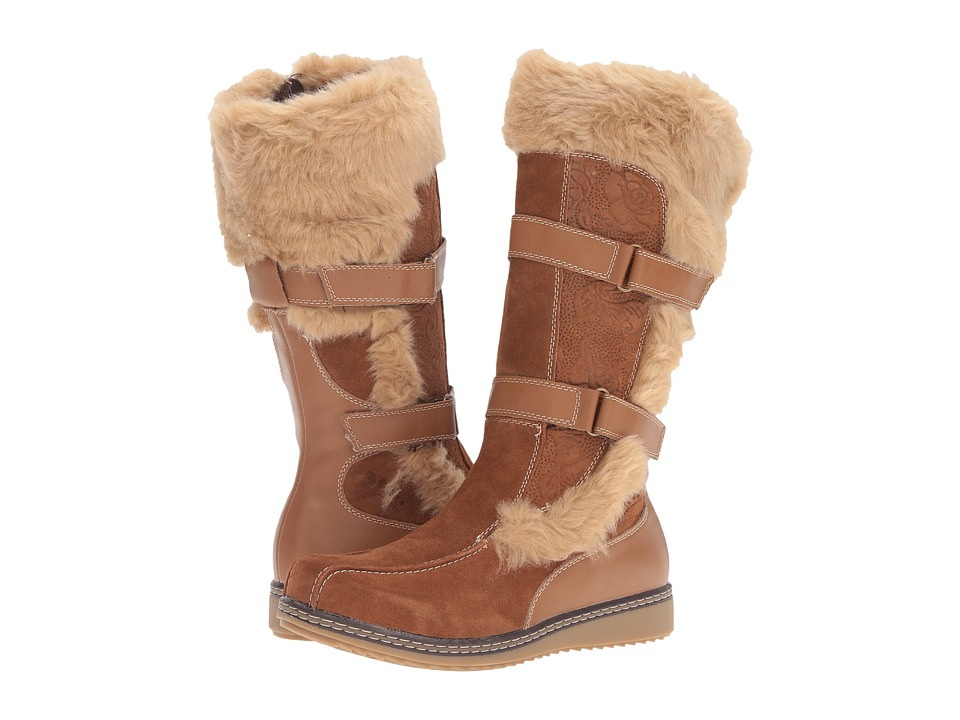 Spring Step - Chacana (Medium Brown) Women's Cold Weather Boots
