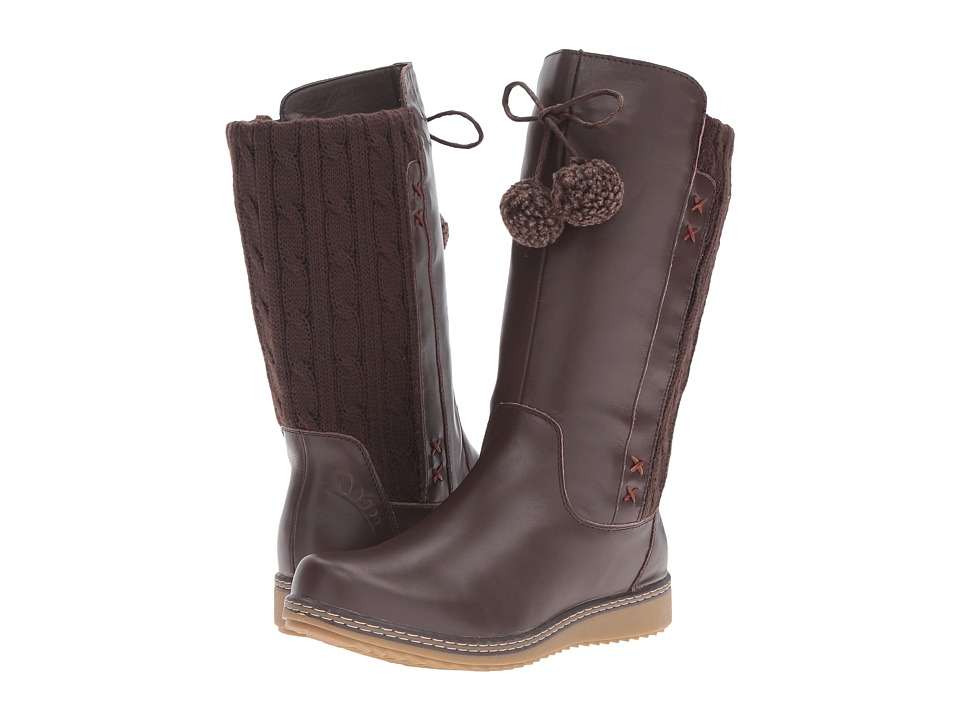Spring Step - Silves (Dark Brown) Women's Cold Weather Boots