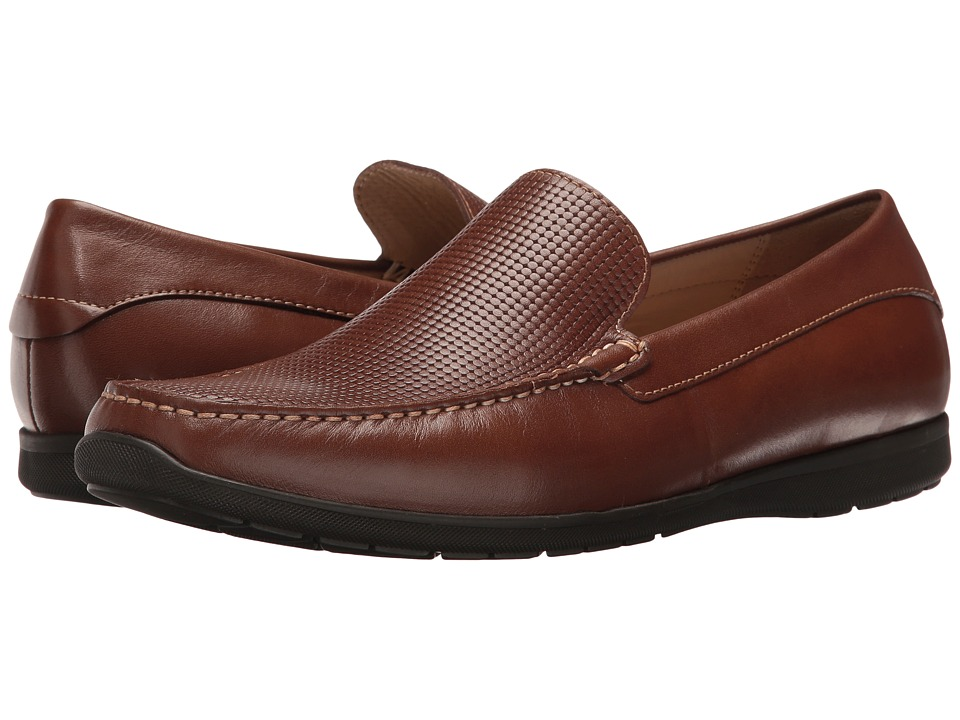 ECCO - Dallas Moc (Mink/Mink) Men's Slip-on Dress Shoes