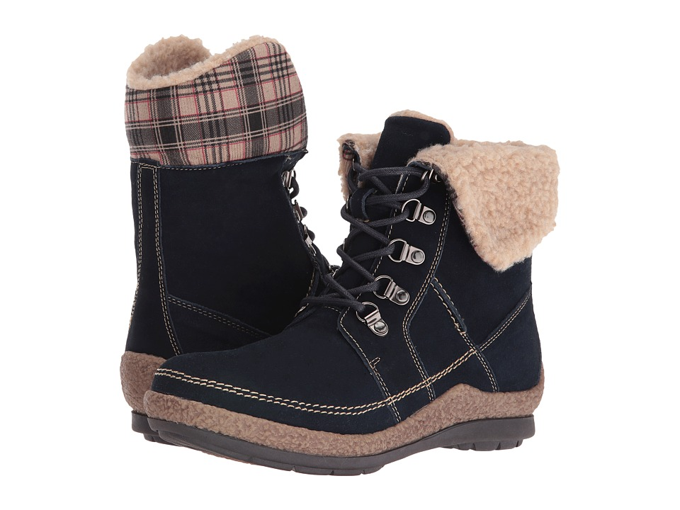 Spring Step - Biel (Navy) Women's Cold Weather Boots