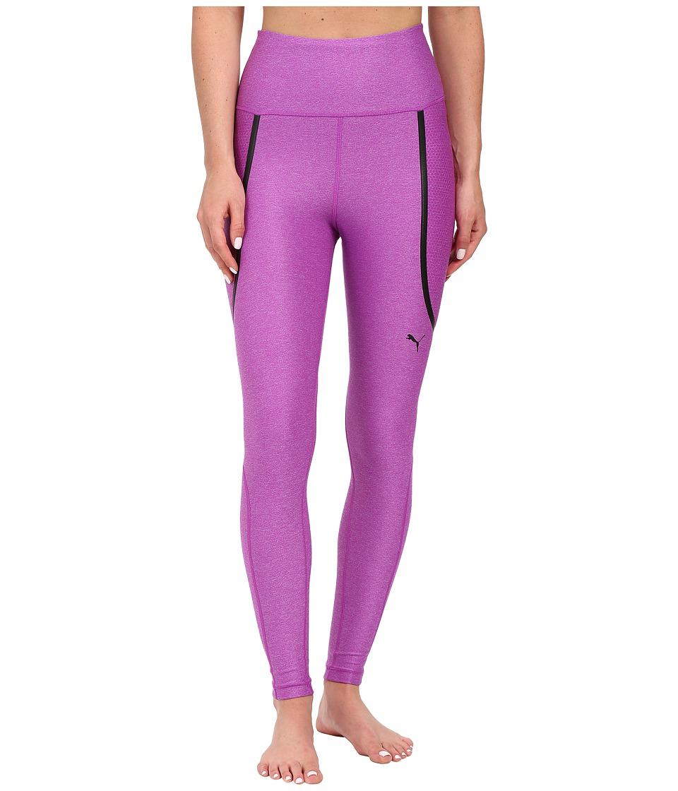 PUMA - Pwrshape Tights (Purple Cactus Flower) Women's Workout