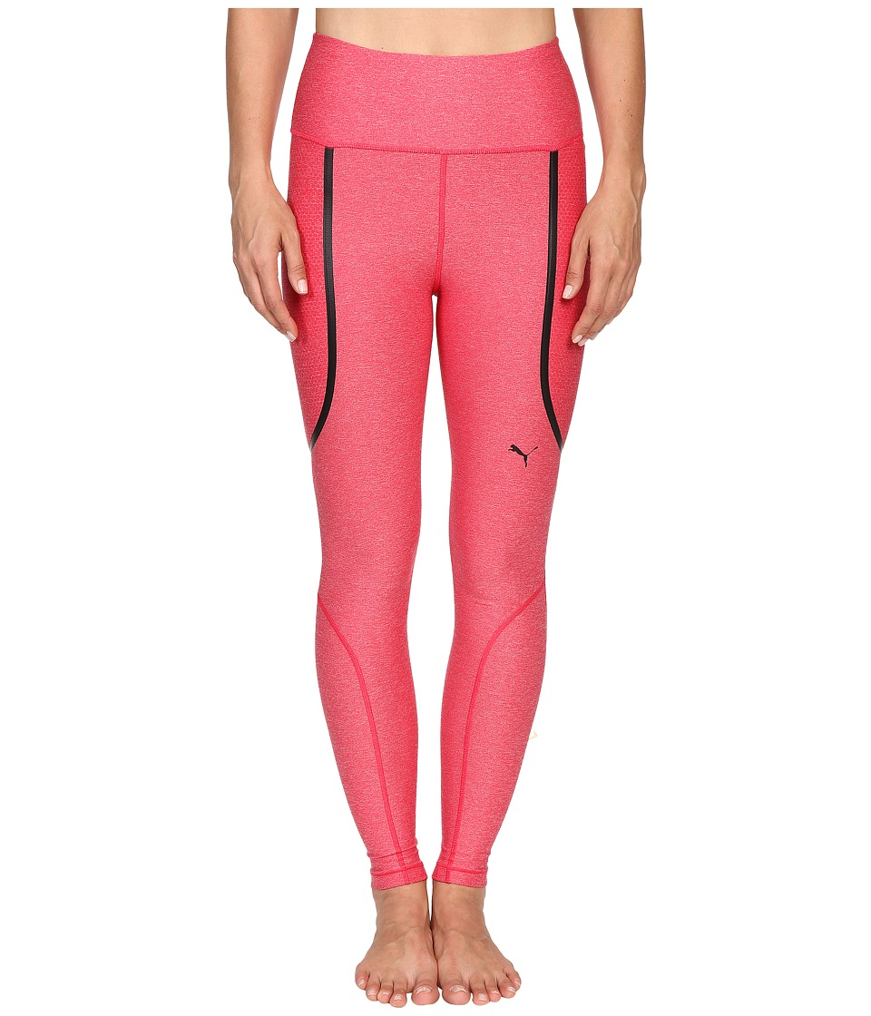 PUMA - Pwrshape Tights (Rose Red) Women's Workout