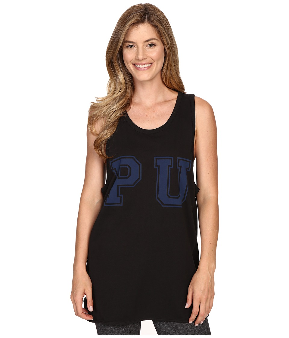 PUMA - Vashtie Tank Top (Black) Women's Sleeveless