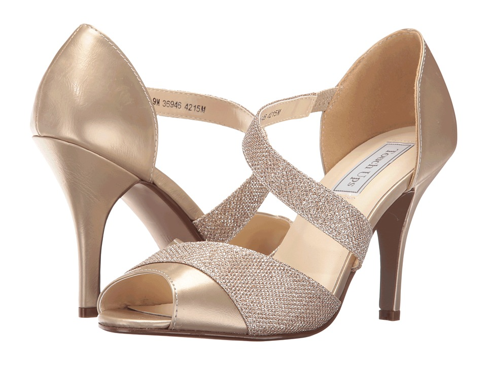 Touch Ups - Adeline (Champagne Shimmer) Women's Shoes