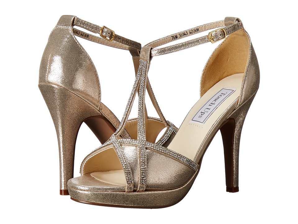 Touch Ups - Harlow (Champagne Shimmer) Women's Shoes