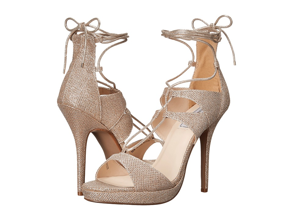 Touch Ups - Luna (Champagne Shimmer) Women's Shoes