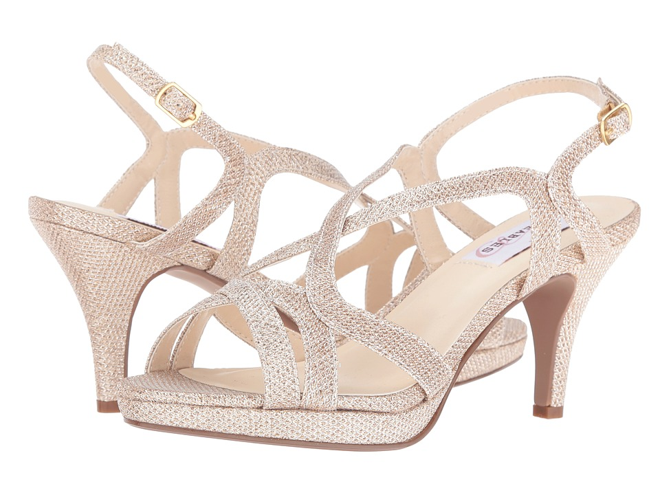 Touch Ups - Chloe (Champagne Shimmer) Women's Shoes