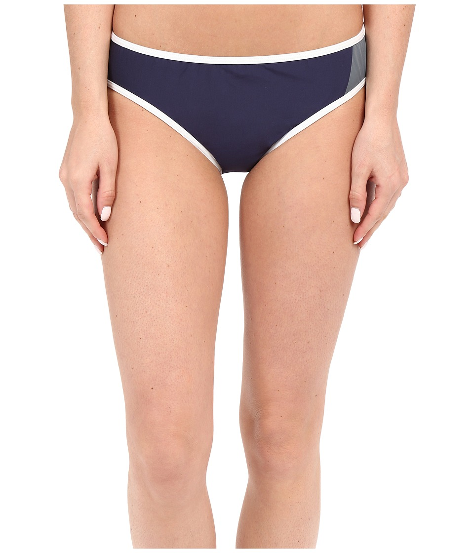 Nautica - Block Tackle Retro Pants NA34356 (Navy) Women's Swimwear