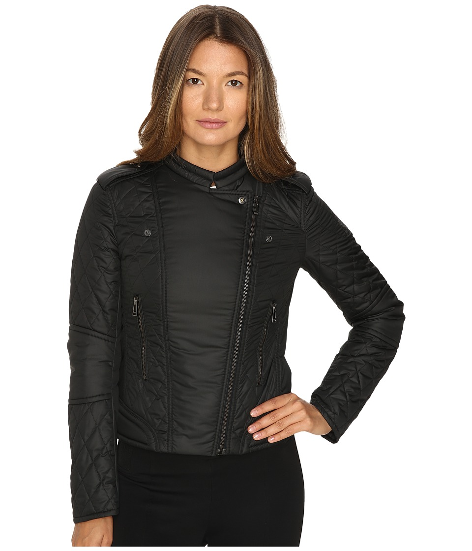 BELSTAFF - Enduro Lightweight Technical Quilt Jacket (Black) Women's Coat